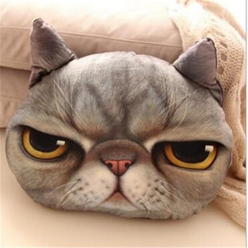 Cat Washable Pillow Cushion