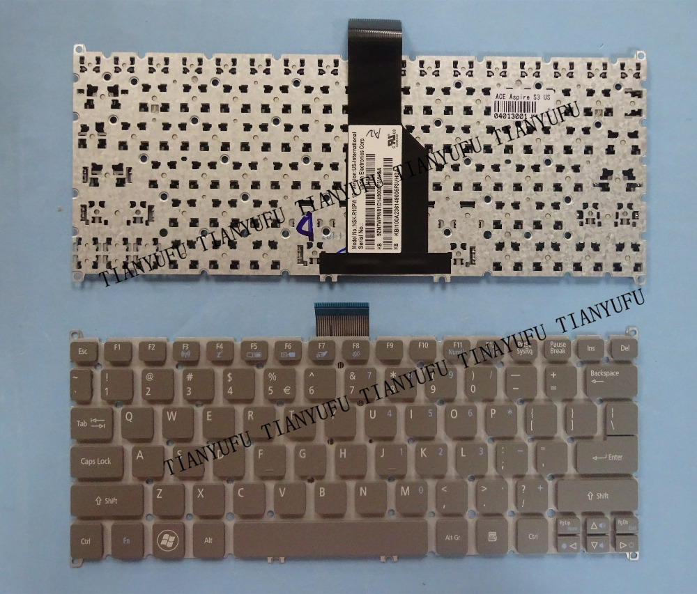Buy Acer Ao756 And Get Free Shipping On Keyboard Laptop Aspire One V5 121 131 171 123