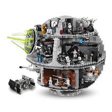 3804 sztuk NOWY LEPIN 05035 Star Wars Death Star Building Block Zestawy Bricks Zabawki Kompatybilny with10188 Dziecko Prezent
