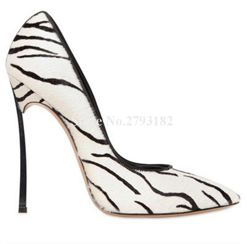 Punta Picture on Mujeres De Gamuza As Bombas Marca Diseño Leopardo Moda Alta Zapatos Formal Picture Tacón Cuero as Slip Las Tacones Vestido qPXIn1nw