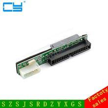 Бесплатная доставка Булавки G 7 + 15 Булавки Женский SATA SSD HDD жесткий диск на IDE 3.5 дюймов 40 Булавки мужской конвертер адаптер