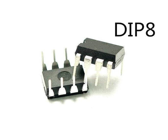 VIPER12A DIP8 VIPER12 и оригинальное IC в наличии