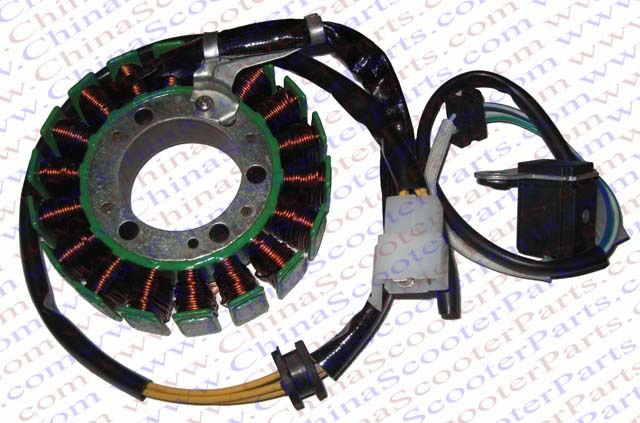 font b Magneto b font Stator 18 Pole Coil4 font b Wire b font With kandi quad wiring diagram 250cc diagram wiring diagrams for diy kandi 250 wiring diagram at mr168.co