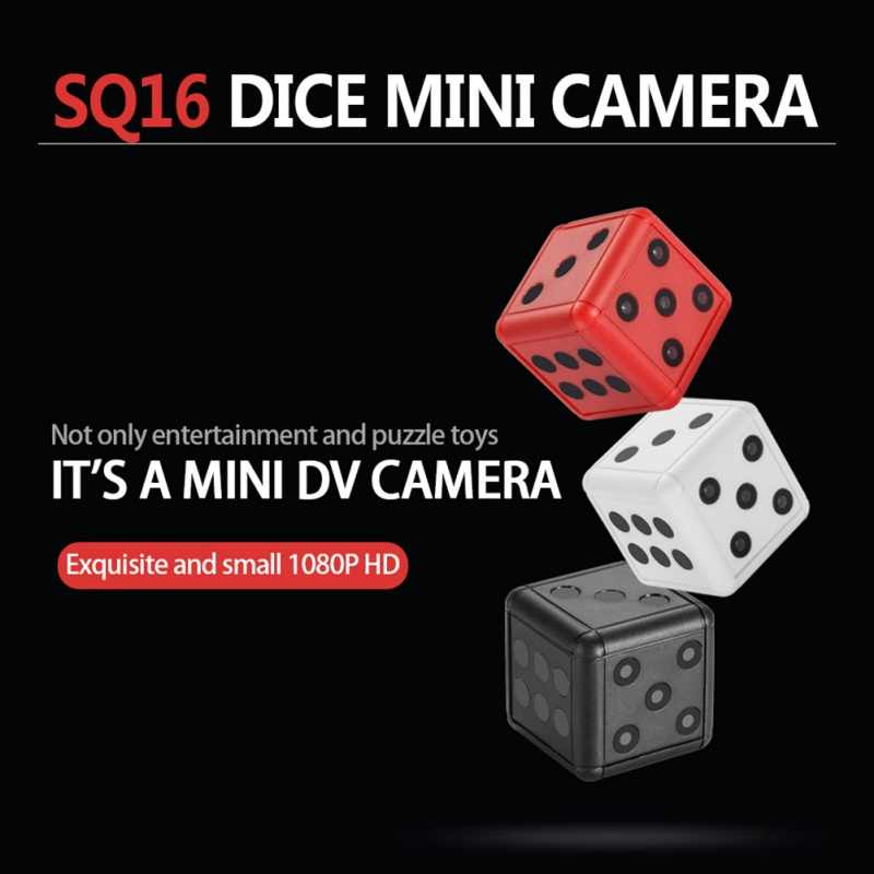 1080P Hd Mini Camcorder Micro Camera Nachtzicht Bewegingsdetectie Dv Dvr Recorder Video Voice Recording Apparaat Kleine Camera