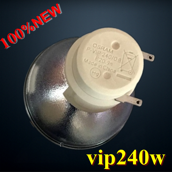 Original projector lamp bulb P-VIP 240/0.8 E20.9n 5J.J7L05.001 for BENQ W1070 W1070+ W1080 W1080ST HT1085ST HT1075 W1300(240w) projector color wheel for benq w1000 p n oc cw 6ba ad176