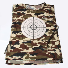 2017 Summer Hot 1Pc Shootout vest Water Bombs Shootout Clothes Special Crystal Paintball Target Vest Kids Outdoor Sports Toy(China)