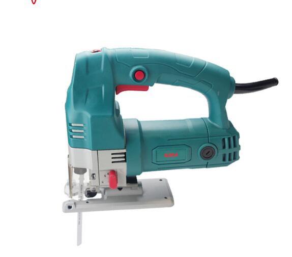 220V Jig Saw Multifunction Sawing Small Electricity Woodworking Household Electric Tools JI-60 home multifunction woodworking saw sawing engraving machine disc plate sawing woodworking tools