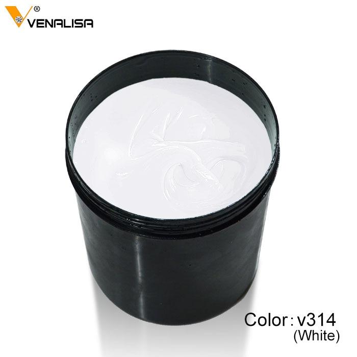 CANNI UV Builder เจล 1 กิโลกรัมแพคเกจจำนวนมากภาษาฝรั่งเศสคำ Art Salon คริสตัลโปร่งใสเล็บ Hard 12 Camouflage Jelly สี UV LED เจล-ใน เจลสำหรับเล็บ จาก ความงามและสุขภาพ บน   3