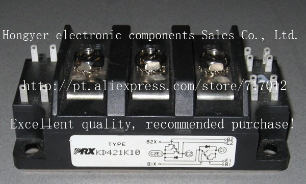 ФОТО Free Shipping KD421K10 No New(Old components,Good quality) , GTR Module:100A-1000V,Can directly buy or contact the seller