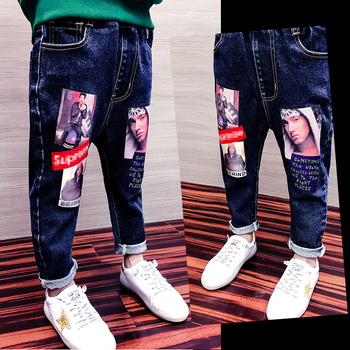 Kids clothing jeans Boys denim pants Boys Clothing