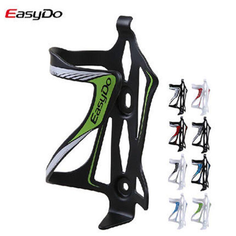 EASYDO aluminum alloy bike bottle holder side-loading MTB bottle cage Ultralight Cycling Bottle Mount Bike Rack