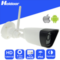 De vigilância por vídeo sem fio 720 p hd de segurança lente de 8mm câmera ao ar livre p2p ir cut night vision motion detection alarm alerta de e-mail