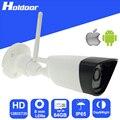 Wireless 720 p hd 8mm lente de vigilancia de seguridad de vídeo p2p cámara al aire libre ir cut visión nocturna motion detección de alarma alertas de correo electrónico
