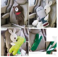 New animals children car seat pillow seat belt pillow pillow baby sleep shoulder shoulder guard shoulder sleeve