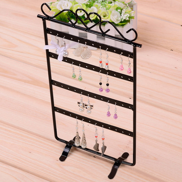 Jewelry Rack Earrings Display Rack High Quality Hot Display Shelf