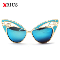 Brand CRIUS 2016 New Women S Sunglasses Women Sun Glasses Oculos De Sol Feminino Vintage Metal