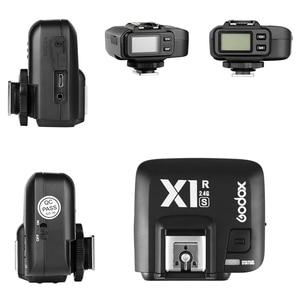 Image 3 - Godox X1R C/X1R N/X1R S TTL 2.4G Wirelss Flash Ontvanger voor X1T C/N/S Xpro  c/N/S Trigger Canon/Nikon/Sony Dslr Speedlite