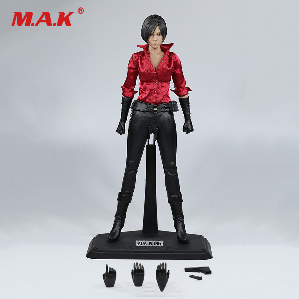 For Collection 1/6 Full Set Resident Evil Ada Wong 12