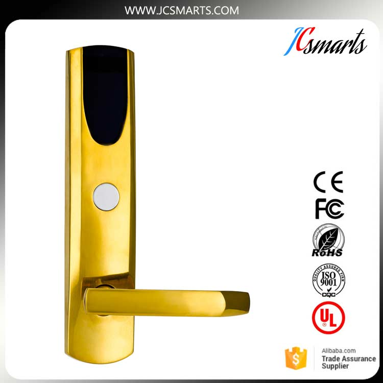 Security door lock rf card hotel lock electric door lock new restaurant equipment wireless buzzer calling system 25pcs table bell with 4 waiter pager receiver