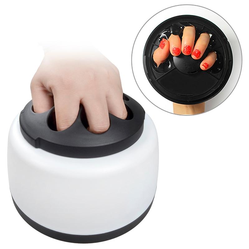 Arsty CE ROSH Nail Gel Polish Remover Machine À Vapeur Supprimer Gel vernis à Ongles Vapeur Pour La Maison Nail Salon Pro Beauté Nail Art outil