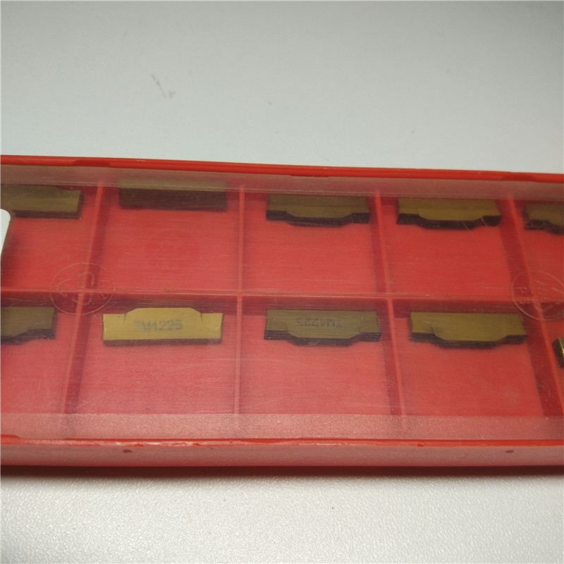 YZ66 10PCS N123G2-0300-0004-TM 4225 Carbide Insert yz66 10pcs n123j2 0500 0002 cm 1145 lenghtl1 24 52mm carbide insert