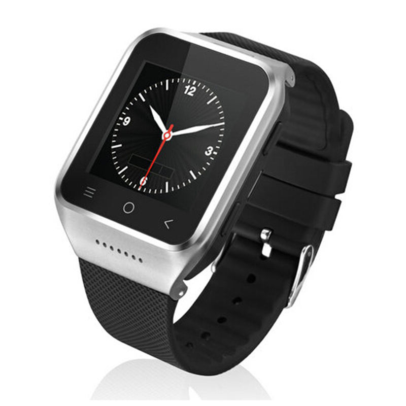 Livraison gratuite New ZGPAX S8 Smart Watch Smartphone Android 4.4 MTK6572 Dual Core 1.5 Pouces GPS Bluetooth 4.0 wifi 3G pk vitesse s2