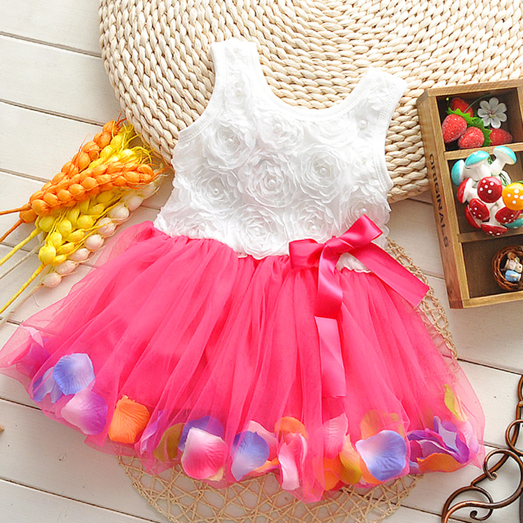 1 Year Baby Girl Birthday Dress Promotion-Shop for Promotional 1 ...