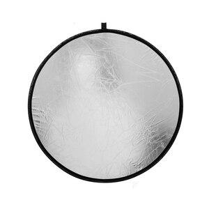 """Image 4 - Godox 43 """"110 センチ 2 で 1 ポータブル折りたたみライトラウンド写真リフレクターのための写真"""