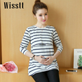 Wisstt MamaLove Maternity Clothes Maternity Tops/ t shirt Breastfeeding shirt Nursing Tops pregnancy clothes for pregnant women