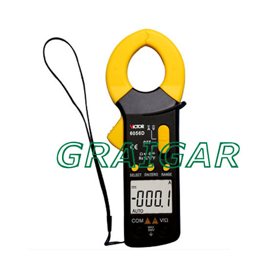 VICTOR 6056D Digital Clamp Meter victor 6050 digital clamp meter