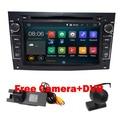 HD 1024X600 de la Pantalla Táctil Android 5.1 Coches Reproductor de DVD para Opel Astra Vectra Antara Zafira Wifi 3G BT Radio USB SD Del Envío cámara