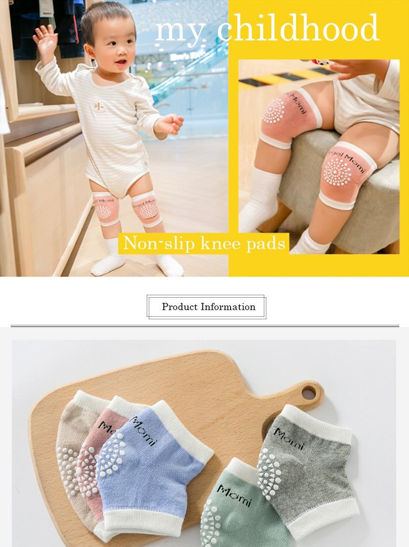 Newborn Baby Climb Socks Toddler Knee Sock Boy Girls Infantile Leg Warmer Kid