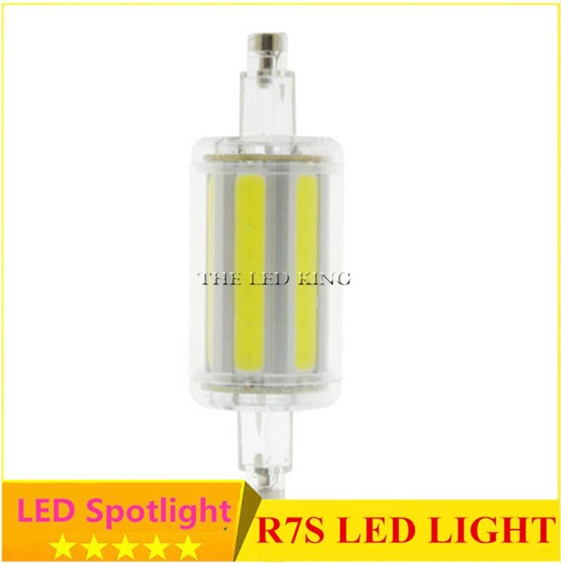 30w 50w 118mm 78mm r7s led dimmable instead of 150w 300w for R7s 150w led