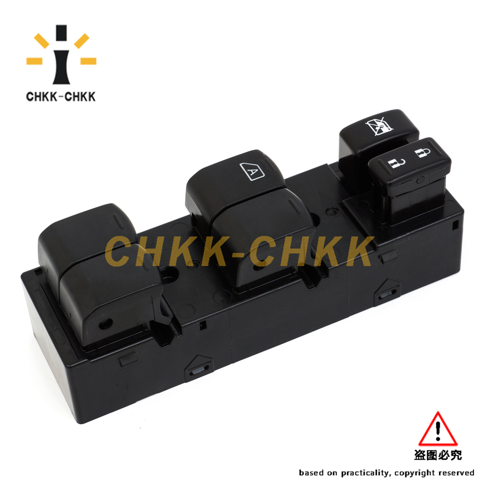Acheter Fenêtre Master Control 25401 3AW0A Pour Nissan Sunny LHD 25401 3AW0A de window master switch fiable fournisseurs