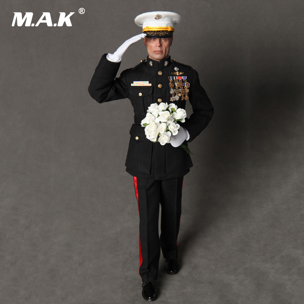 1/6 USMC Force Recon - Brigadier General : Frank 12 Full Set Action Figure ключ накидной 12 гранный force f 759
