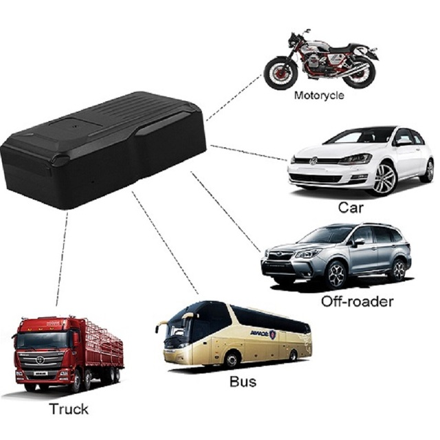 Trackers For Cars >> Quadband Gsm Gps Tracker For Cars Trucks Bus Motorcycle Long Time