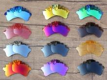 PapaViva ПОЛЯРИЗОВАННЫЕ на Замену Линзы для Бронежилет Xlj Вентилируемый Солнцезащитные Очки 100% UVA и UVB Защиты-Несколько Вариантов