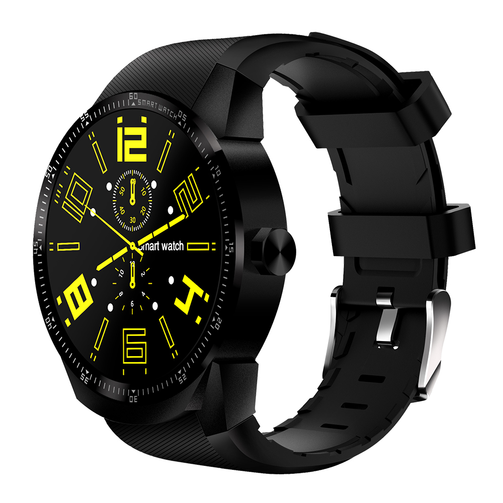 ZUCOOR Smart Watch Android font b Smartphone b font GPS Smartwatch Women s Watches Pulse Monitor