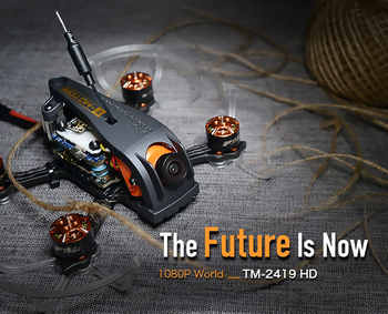 T-MOTOR TM-2419/ TM-2419+/ TM-3419 HD MINI drone for FPV beginner and aerial photography indoor - DISCOUNT ITEM  30% OFF All Category