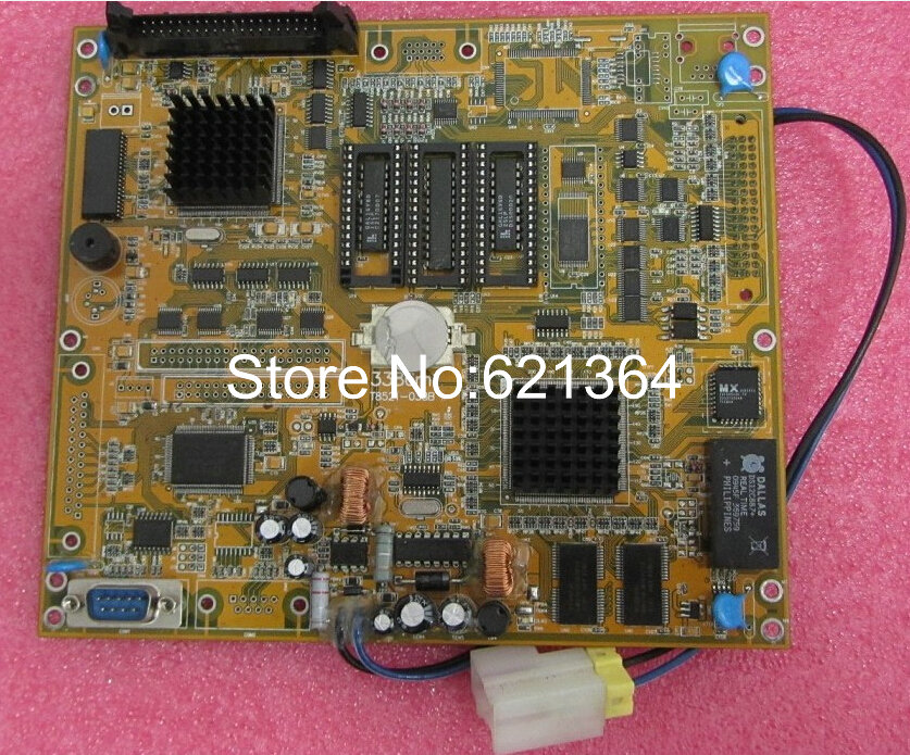 Techmation 2BP-MMI-3386 Motherboard for industrial use new and original 100% tested ok