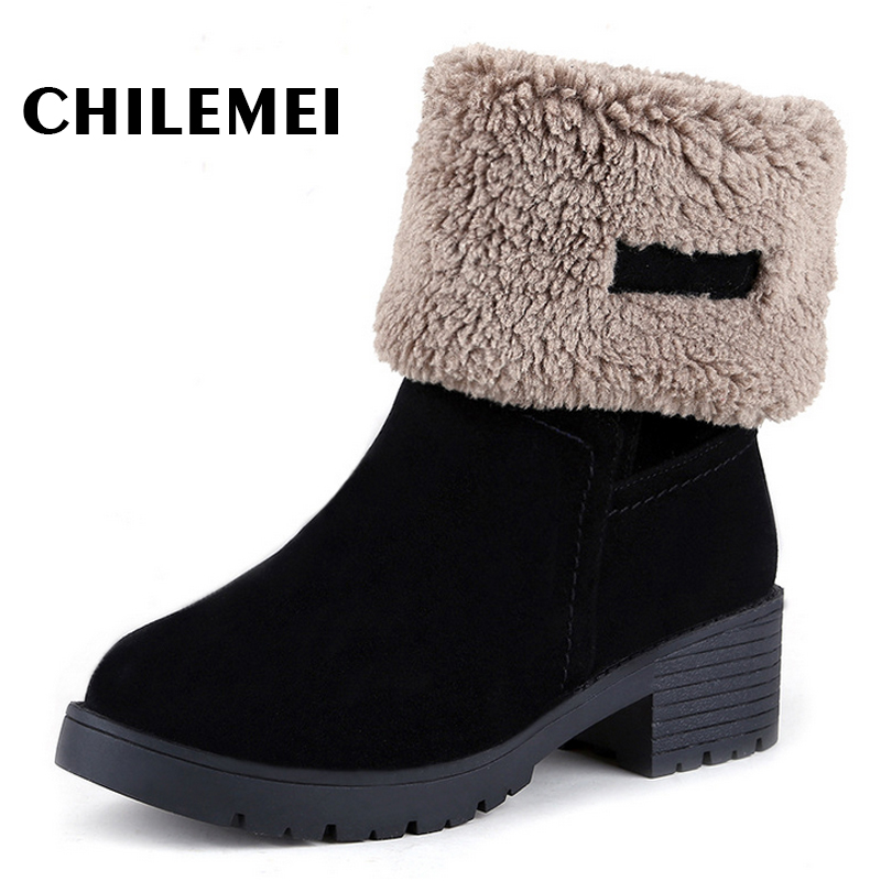 Popular Mid Calf Black Boots for Women-Buy Cheap Mid Calf Black ...