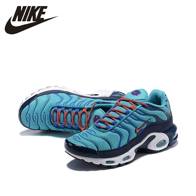 online store c6827 852db US $85.05 55% OFF|Nikeo Original TN Air Max Plus Men Running Shoes Anti  slip Breathable Sports Sneakers #AV7940-in Running Shoes from Sports & ...