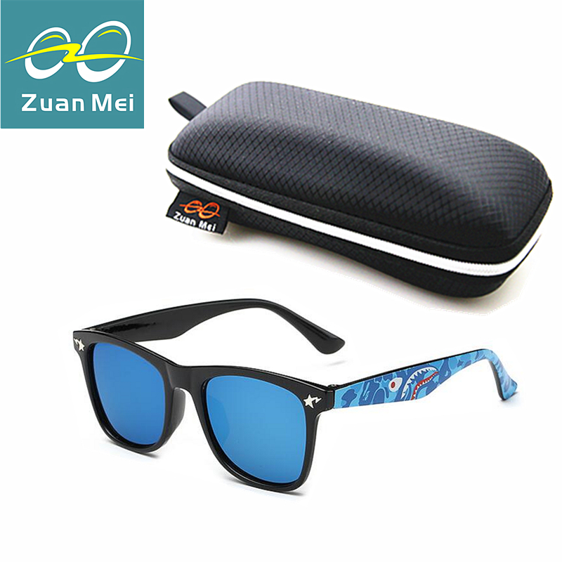 Zuan Mei Brand Pilot Kids Sunglasses Boys Baby Sunglasses Girls Children Glasses Sun Glasses For Boys Gafas De Sol Ninos ZM15604 2017 veithdia cat eye sunglasses women brand designer sexy ladies sun glasses eyewear accessories oculos de sol feminino 8025