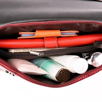 REPRCLA PU Leather Crossbody Bags 4