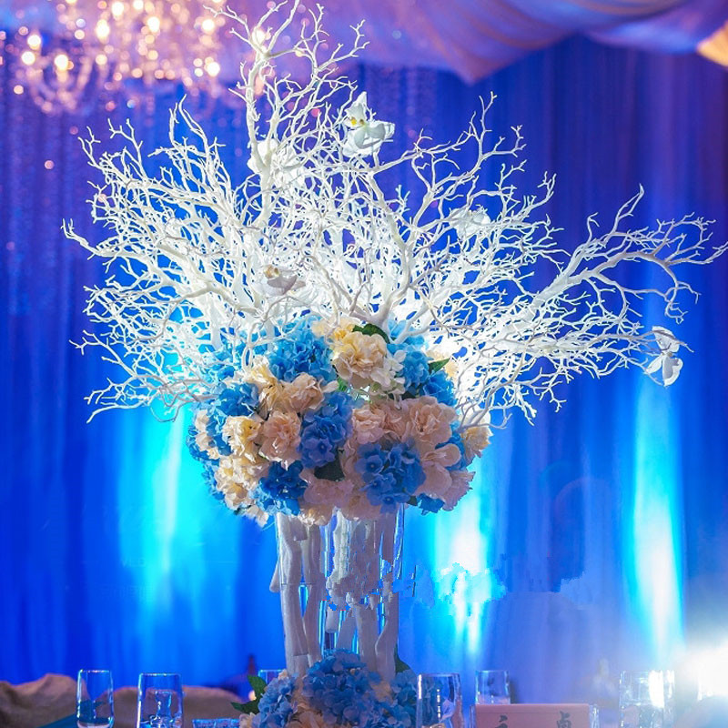 New Arrival Wedding Props Decorations White Coral Tree ...