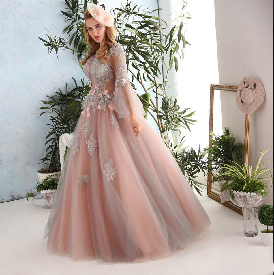 Vintage Wedding Dresses Bay Area: Popular Peach Wedding Dresses-Buy Cheap Peach Wedding
