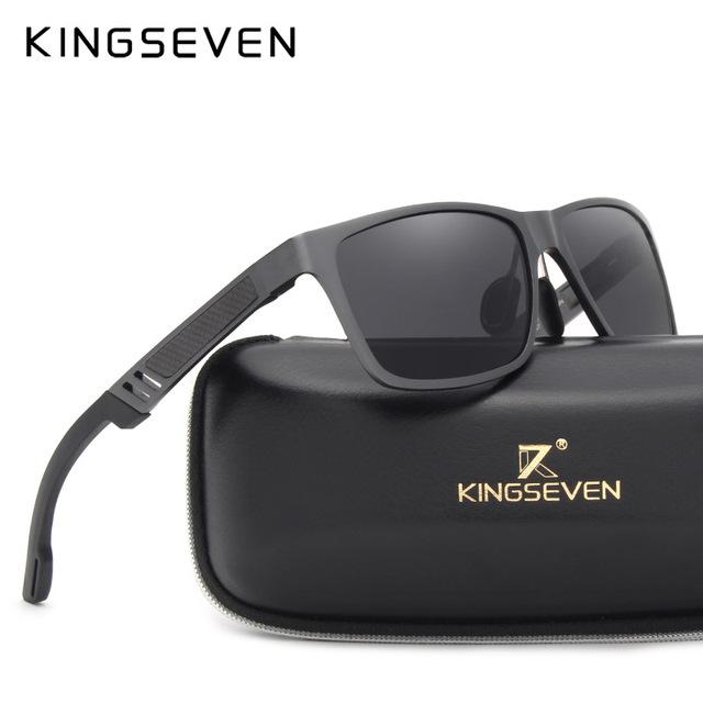 KINGSEVEN K7180 Polarized Sunglasses For Driving Fishing UV400 Protection