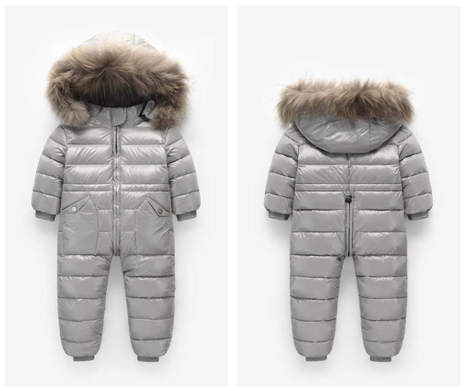 f6fd0bc70 Detail Feedback Questions about 30 Russian Winter Snowsuit 2019 Boy ...