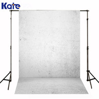 Kate Newborn Baby Background Solid White Floor Fundo Fotografico Madeira Rough Black Spot Wall Backdrops For