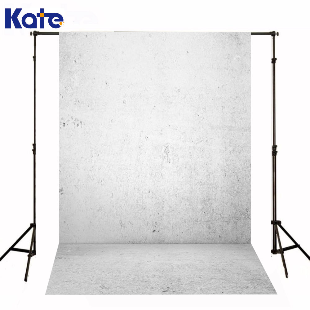 Kate Newborn Baby Background Solid White Floor Fundo Fotografico Madeira Rough Black Spot Wall Backdrops For Photo Studio kate newborn baby backgrounds fotografia light wood wall fundo fotografico madeira old wooden floor backdrops for photo studio